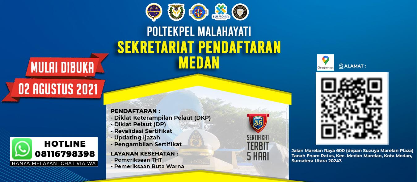 Sekretariat Pendaftaran Medan